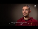📺 Интервью с полузащитником «Ливерпуля» Джорданом Хенедерсоном об игре Fantasy Premier League