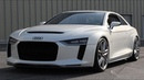 Audi Quattro Concept - Do you like it or not?