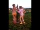 Танец маленьких девчат.
