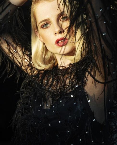 Люси Бойнтон The Glass Magazine, 2019