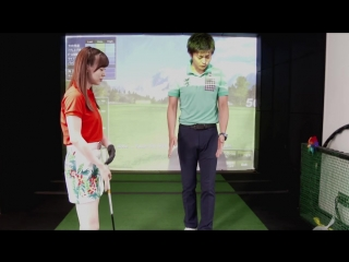 Morning Musume '18 Ikuta Erina: Golf lesson Vol.3 (28/06/2018)