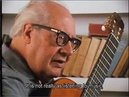 Andrés Segovia: explains what Guitar is REALLY about!