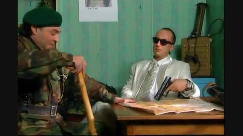 Спецназ по русски 2 сезон 7 серия Длань Господня