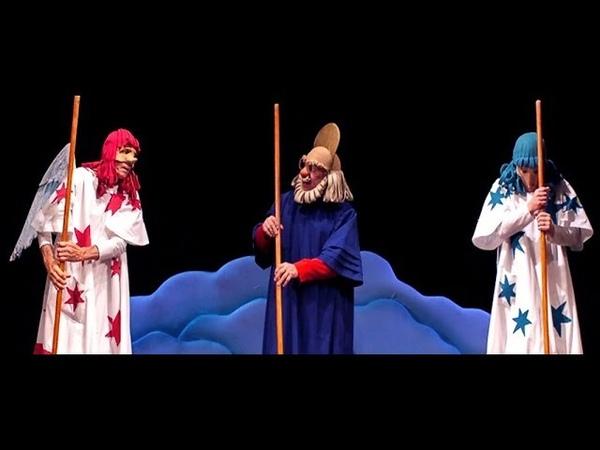 БОЖЕСТВЕННАЯ КОМЕДИЯ (1961) театр кукол С.Образцова
