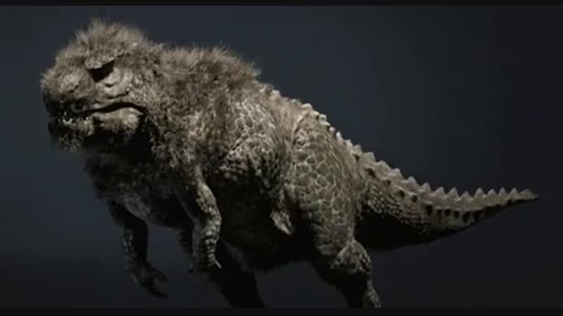 An interesting take on the Tyrannosaur