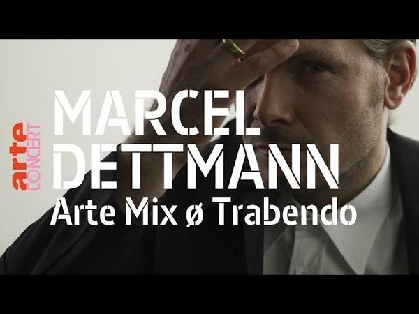 Marcel Dettmann - live (Full Show HiRes) @ ARTE Mix ø Trabendo – ARTE Concert