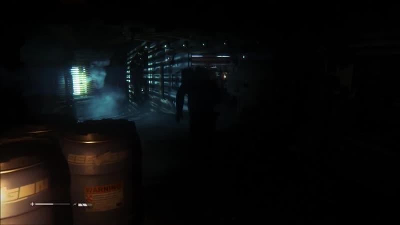 Alien- Isolation 02. Первая встреча_720p-