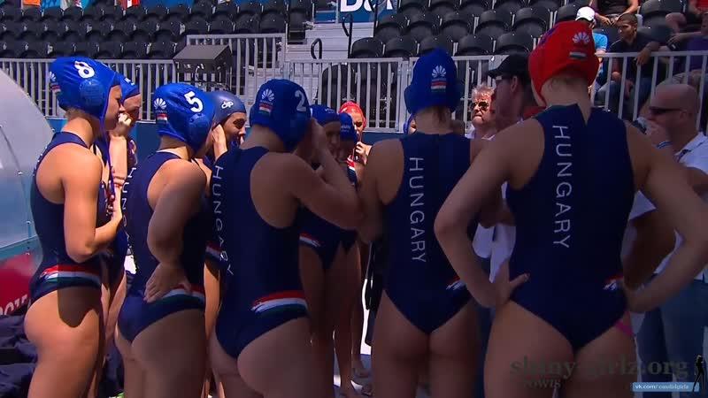 2015 - Water Polo - SRB-FRA SVK-GER NED-HUN ITA-GRE - Baku EG Day 8