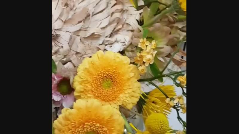Немного красоты в ленту с Чемпионата Сибири по профессиональной флористике от лучших мастеров в сфере флористики 😍😍😍