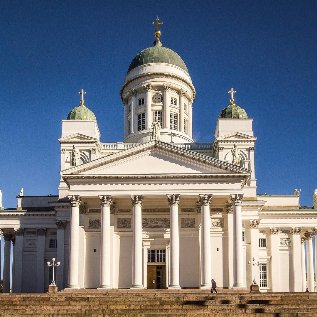 Соборы хельсинки фото