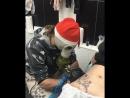 Татуировки даже будем делать во время холодной войны