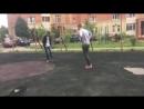 1. Панна Батл. С теннисным мячиком.