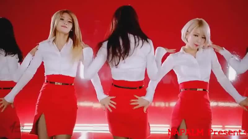Азиатки шикарно танцуют.mp4