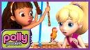 Polly Pocket en Español Globo aerostático 1h Gran colección Temporada 9 🌈Dibujos animados