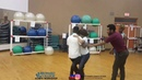 KOMPA DANCE CLASS @ BROWARD COLLEGE PART 2 INSTRUCTOR CLAUDEL