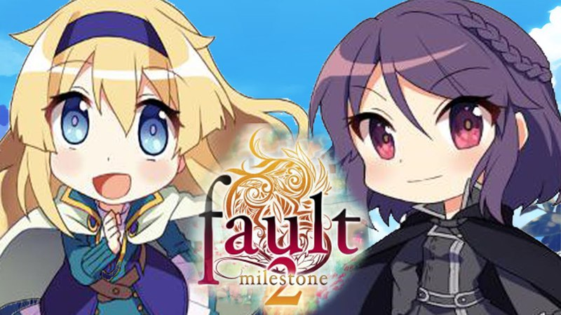 WHAT THE HECK HAPPEN - Fault milestone two sideabove | Part 1