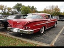 1958 Chevrolet Chevy Impala Coupe with 283 Power Pack option on My Car Story with Lou Costabile