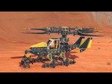 Trailmakers лаборатория аэродинамики лопасти вертолета.