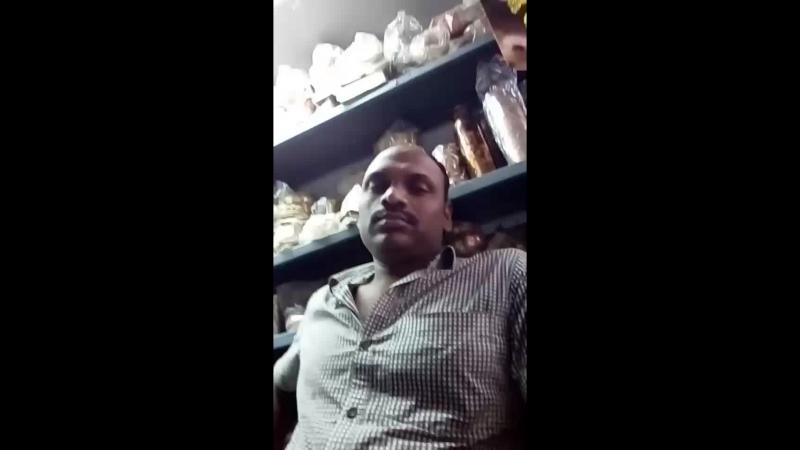 Mohan Rao - Live