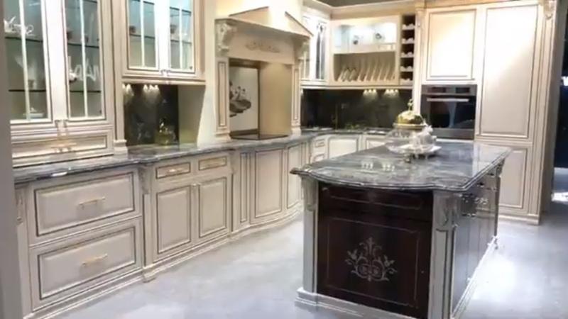 Бомбические кухонные гарнитуры на заказ в Китае 2019🇨🇳🐉