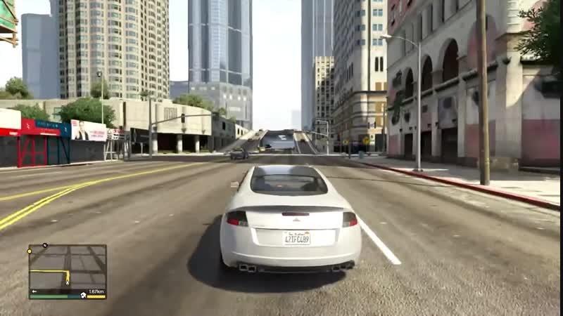 RusGameTactics Grand Theft Auto V 3 серия Затруднения Теннис