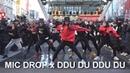 「동성로 버스킹」'MIC DROP x DDU DU DDU DU' Mashup Dance Cover 대구댄스팀 DOT 크루 With 고퇴경 / 학교 학원 기업체