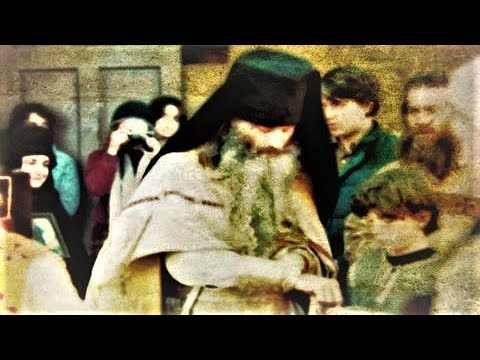 Fr. Seraphim Rose: when the Religion of Humanity clothes itself in the garments of Christianity