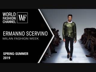 ERMANNO SCERVINO   Milan Fashion Report 2019