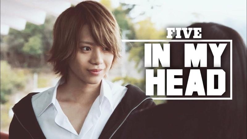 Five ファイブ MV In My Head Shimizu Toshi x Aso Hina