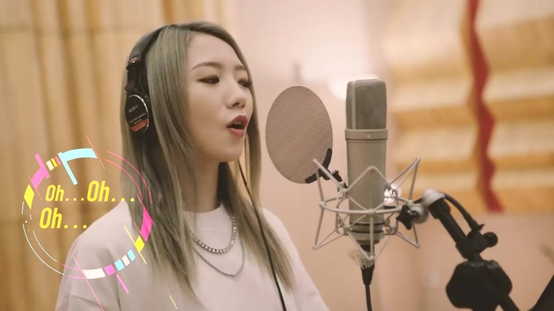 [Making] 181010 Rocket Girls - SAILOR MOON Making Film @ Xuanyi Meiqi