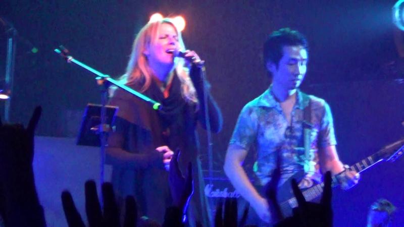 Akira Yamaoka feat Mary Elizabeth McGlynn You're Not Here live in Minsk 19 11 15