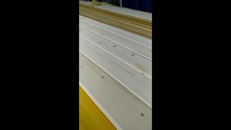 Имитация бруса. Сорт АВ. Размер 20х135х5м х 6 м. Сосна/ель