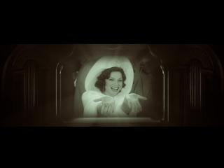 Светлана Вильгельм-Плащевская в роли звезды Голливуда Полы Негри. 3D-Мюзикл