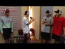 방탄소년단 Let me know 라이브 LIVE - 140830 [슈퍼주니어의키스더라디오]