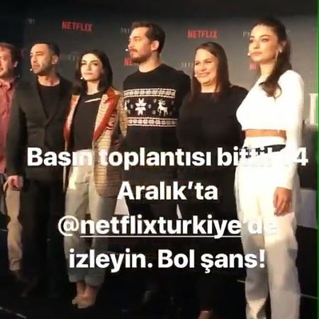 "The Protector Cagatayulusoy on Instagram: ""Çağatay Ulusoy Ayça Ayşinturan And Hazar Ergüçlü || The Protector Press Conference at Çırağan Sarayı 04...."