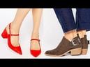 Calzado Cómodos Vestir Señoras Tacón Bajo 2019 Zapatos de Tacón bajo Tendencias y Moda
