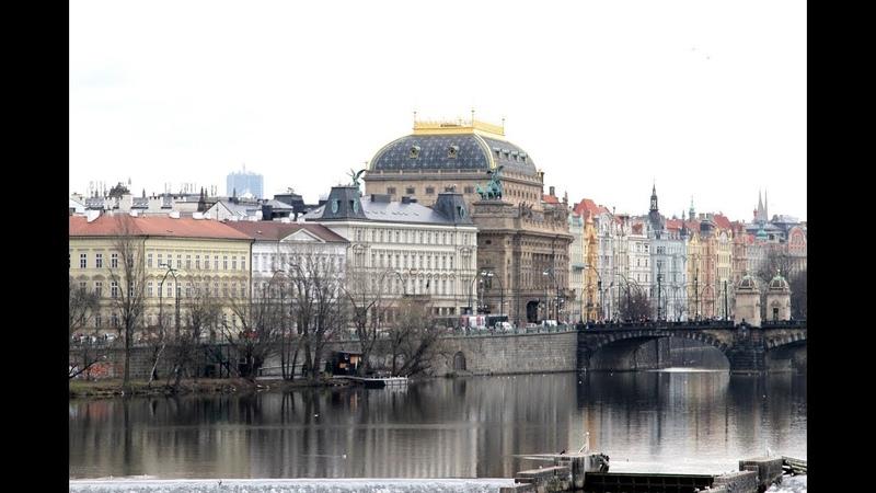 Марина і компанія. Прага танцює під Закарпатський кручений
