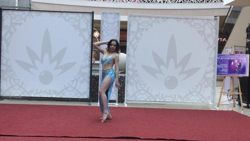 IV ежегодный фестиваль восточного танца Магия востока - Кошка Египта Алина Гаффарова