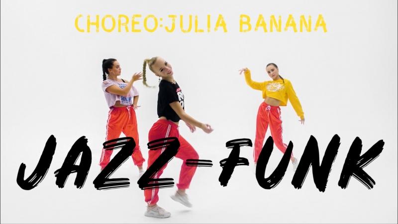 Jazz-Funk (Choreo Julia Banana, Coco-Black Caviar) » Freewka.com - Смотреть онлайн в хорощем качестве