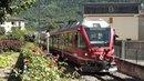 2016 - Tirano, Bernina Express ... il trenino rosso