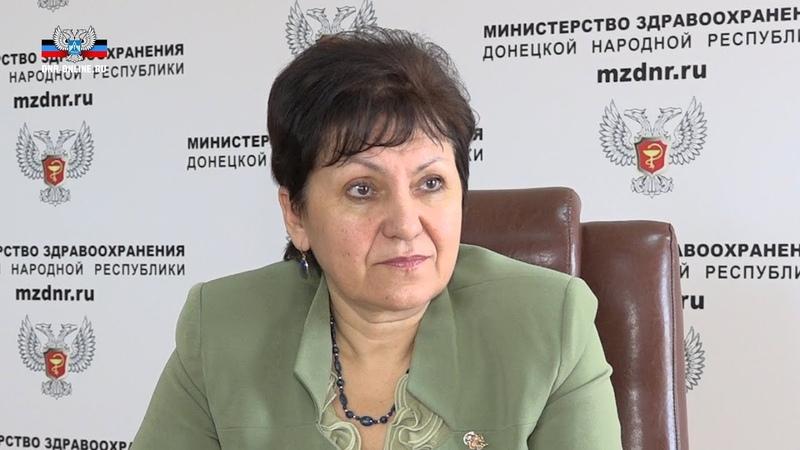 Проблема нехватки медицинских кадров в Республике стоит очень остро Ольга Долгошапко
