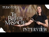 Interview The Birthday Massacre ( 2017 ) Rock New wave Synthpop