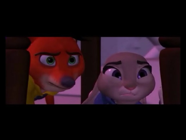 ZOOTOPIA Deleted Scene: Taming Party (Rendered)