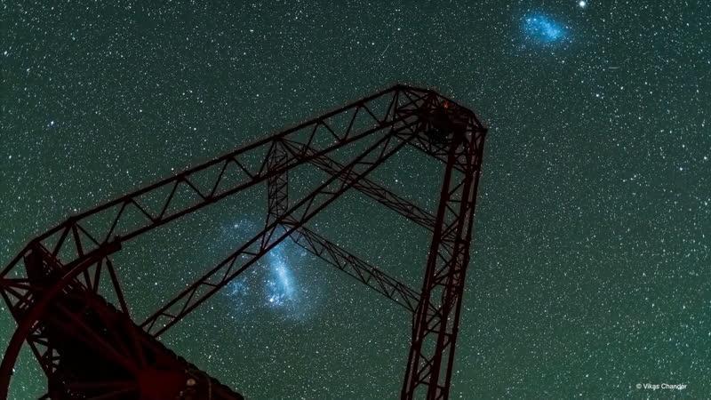 Таймлапс: телескопы H.E.S.S. исследуют высокоэнергетическое небо nfqvkfgc: ntktcrjgs h.e.s.s. bccktle.n dscjrj'ythutnbxtcrjt yt,