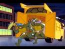 Черепашки мутанты-ниндзя (1987)(Teenage Mutant Ninja Turtles) 3 сезон 1-22 серии