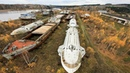 СТАЛК Тайны кладбища заброшенных кораблей времен СССР