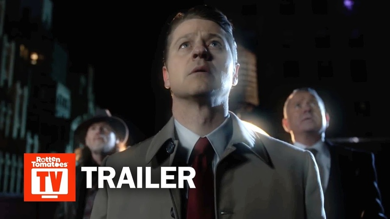 Gotham S05E12 Series Finale Trailer | The Beginning... | Rotten Tomatoes TV