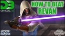 How To BEAT Jedi Knight Revan Teams in PvP Arena and TW! / SWGOH