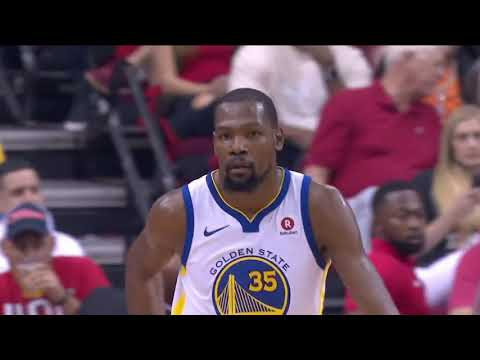 NBA GOLDEN STATE WARRIORS vs HOUSTON ROCKETS Western Finals Game1 May 14, 2018