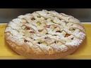 Потрясающе Вкусный Пирог из песочного теста с Персиками